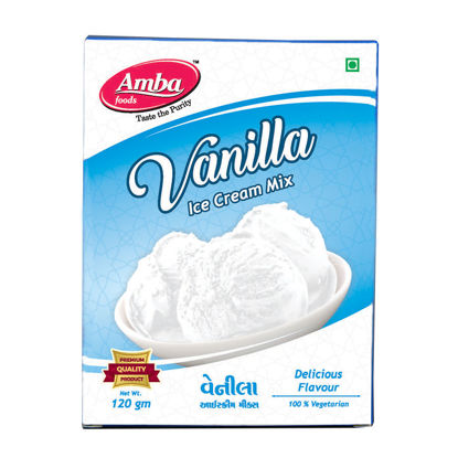 Picture of Vanilla Ice Cream Mix